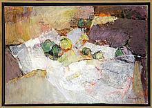 Philippe Gautier (*1928) französischer Maler Sti