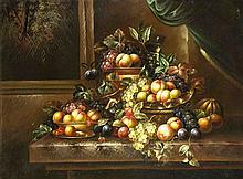 Josef Correggio (1810-1891) nach großes Prunkstil