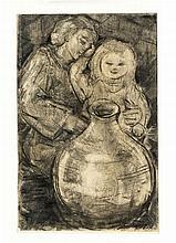 Gertrude Sandmann (1893-1981) Malerin und Grafike