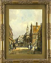 Adriaan Christian W. Terhell (1863-1949) holländi