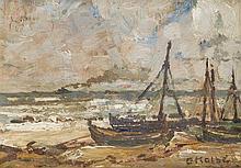 Ernst Kolbe (1876-1945) dt. Maler und Grafiker g