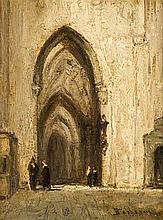 Johannes Bosboom (1817-1891) niederländischer Kir