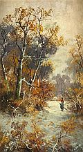 Minna Bachmann (tätig 1860-1887) Wiener Malerin