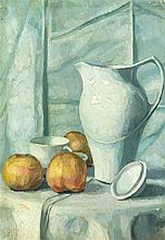 Stilllebenmaler Anfang 20. Jh. Stillleben mit Kan