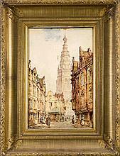 Johannes Bosboom (1817-1891) niederländischer Mal