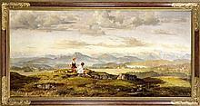 Hans Sengthaler (1892-1968) Münchener Landschafts