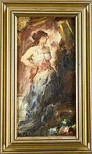 Hermann August Philips (1844-1927) Münchener Male