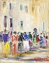 Josep Coll Bardolet (1912-2007) katalanischer Mal