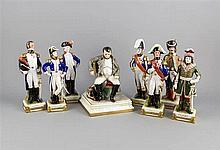 Napoleon und seine Generäle 8-tlg. Scheibe-Alsba