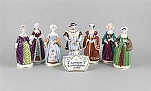 Heinrich VIII und seine 6 Frauen Sitzendorf Thür