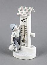 Figürliches Thermometer Metzler & Ortloff Ilmena