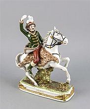 Offizier zu Pferde Scheibe-Alsbach Thüringen 20