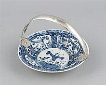 Henkelschale Porzellanteller China Qianlong 173
