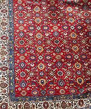 Teppich ca. 400 x 320 cm