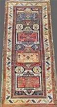 Teppich ca. 350 x 260 cm mit Loch