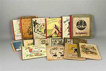 Konvolut von Kinderbüchern 1. H. 20. Jh. darunte