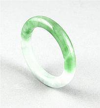 Armreif Jade China Außendurchmesser 85 cm
