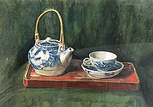 Hans Heinrich Bummerstedt (1883-1952), deutscher Maler, Graphiker, Zeichner