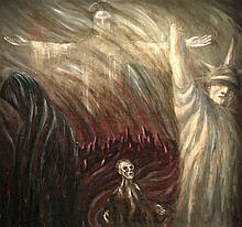 Ottomar Starke (1886-1962) (attrib.), Bühnenbildner, Maler, Grafiker und Sc