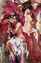 Ivan Slavinsky (*1968), zeitgenössischer, russischer Maler, Sohn des Malers