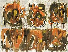 Herbert Schneider (1924-1983), in Bad Griesbach geb. Maler und Grafiker, tä