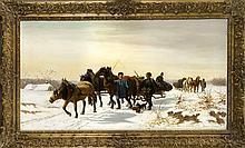 Friedrich Wilhelm Jäger (1833-1888), studierte bei August Lucas und Paul We