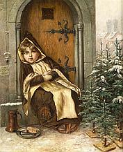 Edmond Louyot (ca. 1860-1918), Genremaler in München, studierte an der Akad