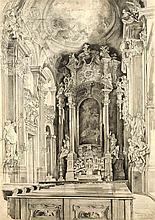 Wilhelm Kimbel (1868-1965), dt. Innenarchitekt, Ebenist, Maler und Kunstsam