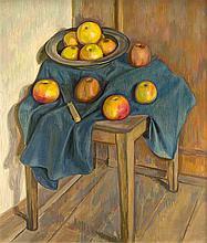 Hermann Croissant (1897-1963), Deutscher Landschaftsmaler und Graphiker, st