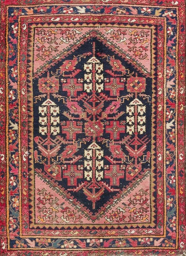 Teppich, ca 153 X 105 cm