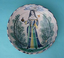 COMMEMORATIVES, STAFFORDSHIRE POT LIDS & PRATTWARE