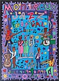 Original Serigraph James Rizzi