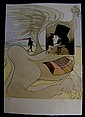Salvador Dali Etching from Caprices Goya