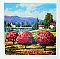 Limited Edition Serigraph by Mark Braver