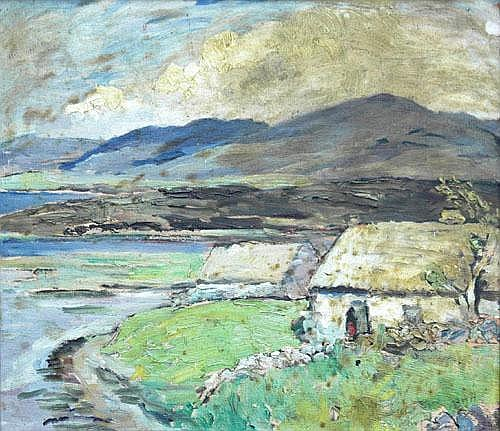 Eva Henrietta Hamilton (Irish, 1876-1960) A
