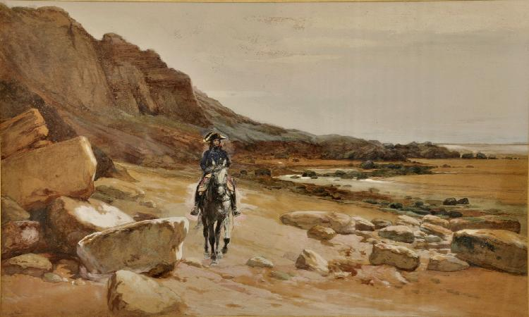 DETAILLE Edouard (1848-1912) -