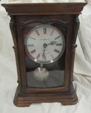 Howard Miller 82nd Anniversary Edition Mantle Clock, BO, 13 1/2