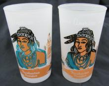 Pair of Vintage American Indian Pocahontas 5