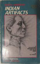 North American Indian artifacts Book, 3rd Edition, EC