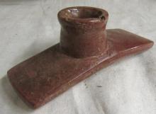 Indiana pipe stone found along Ohio river, 4
