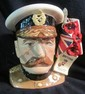 Royal Doulton Lord Kitchener Character Jug - D7148 - large size very rare ltd ed with COA, EC