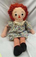Vintage Raggady Ann Doll 23