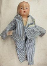 Antique 1930s Baby Doll Composition 9