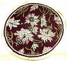 Ca. 1880 Antique Victorian Beadwork, 11