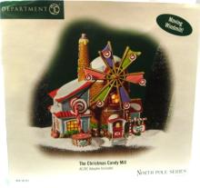 Dept 56 North Pole Series -Christmas Candy Mill - MIB