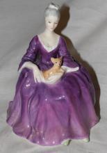 Royal Doulton Figurine Charlotte HN 2421 6-1/2