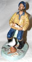 Vintage Royal Doulton The Seafarer Figurine #HN 2455 RARE, 9