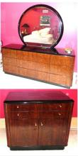 Drexel Contemporary Dresser 69 x 19 x 72 and Night Stand 18 x 26 x 22H, EC, All Responsibility for Shipping will be the Successful Bidder. You must arrange for pickup directly or by a shipper within 7 days after sale.