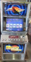 Major midnight winners video poker slot machine, Lights Up and works, EC, Plays Tokens