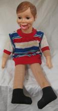 Horseman Willy Talk Ventriloquist Dummy Doll, 23